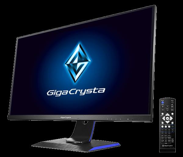 アイ・オー・データ機器 製 PS4®対応27型ゲーミングモニター「GigaCrysta」LCD-GC271UXB