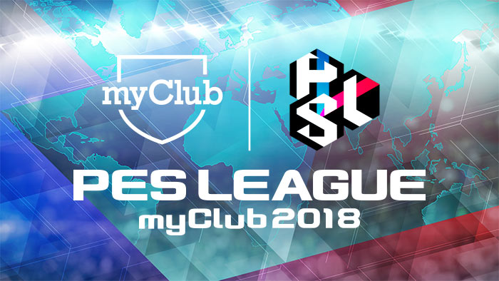 PES LEAGUE myClub 2018 Series Finals rankings now open